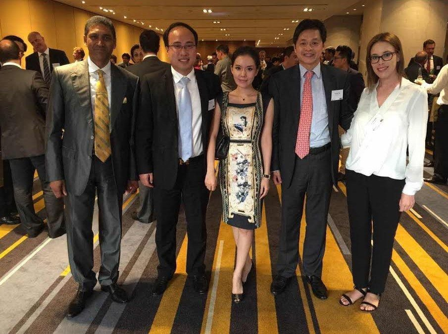 Australia-China Property Developers and Investors Conference. Sydney. 8 Dec 2014