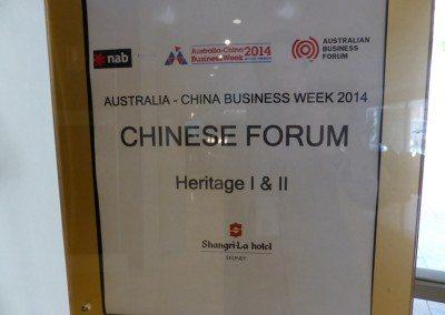 Australia-China Business Week 2014 014