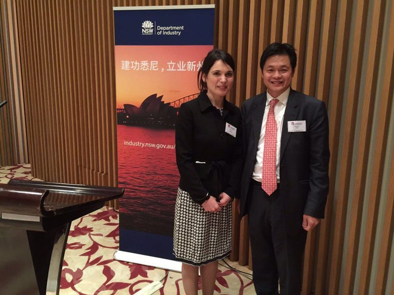 NSW Government Business and Investor Migration Presentations