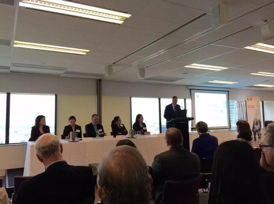 New South Wales (NSW) Government SIV Information Seminar, Sydney, 23 September 2015