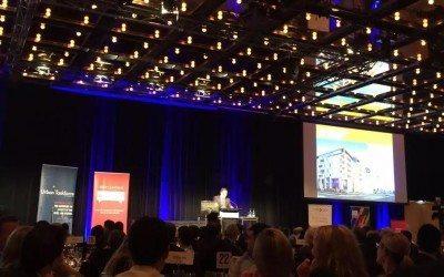 Urban Taskforce Development Excellence Awards. 23 July 2015. Sydney