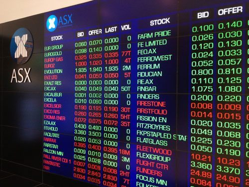 stock-photo-sydney-australia-oct-the-electronic-display-board-of-the-australian-stock-exchange-on-122787571