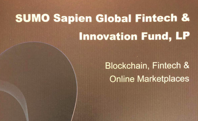 SUMO Sapien Global Fintech and Innovation Fund, LP. Sydney.